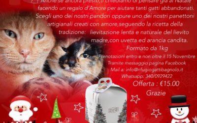 Per Natale pensa ad un dono d'amore